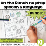 On the Ranch Speech and Language Bundle for Mixed Groups