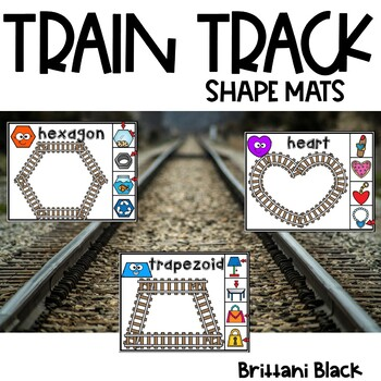 On the Right Track to Learning Shapes~ A Train Center