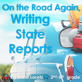 On the Road Again, Writing State Reports