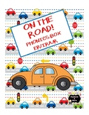 On the Road Phonics Box er/ir/ur
