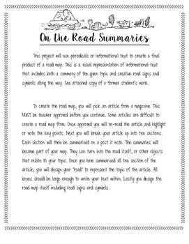 On the Road Summaries