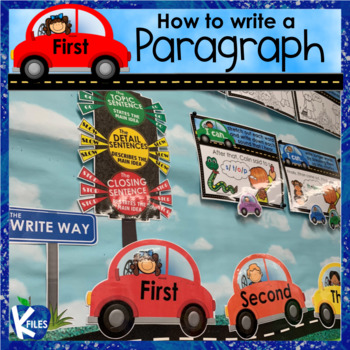 On the Road to Proper Paragraph Writing #twosunnydeals