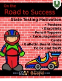 On the Road to Success-Test Prep Motivation