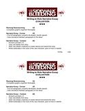 On the Sidewalk Bleeding Narrative Essay Assignment