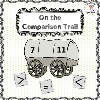 Math-GreaterThan/Less Than - On the Comparison Trail