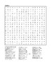 On the Waterfront Word Search - Vocabulary