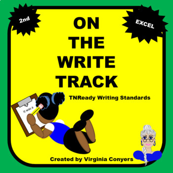 On the Write Track 2nd Grade
