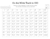 On the Write Track to 100