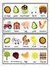 On the farm alphabetical order
