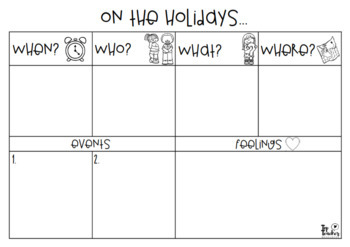 On the holidays - recount plan