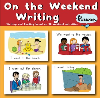 On the weekend writing