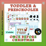 Once Before Christmas    Activity Book - Adventure for Lit