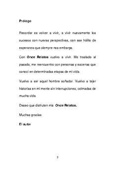 Once Relatos para estudiantes de Español nivel avanzado