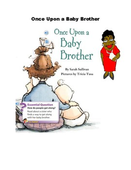 Once Upon A Baby Brother/Asking Questions - Active Inspire