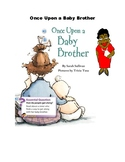 Once Upon A Baby Brother - Writing, Point of View, Cause and Effect