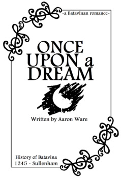Once Upon A Dream -a short play for students-