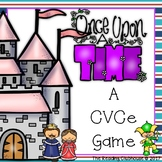 Once Upon A Time - A CVCe Game