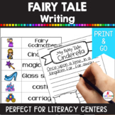 Once Upon A Time: Fairy Tale Writing