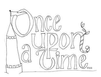 Once Upon A Time: Imaginative Read-aloud Packet