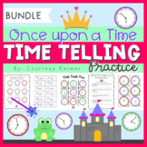 Once Upon A Time... Telling Time Bundle for Grades 1-3