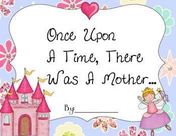 Once Upon A Time, There Was A Mother Book