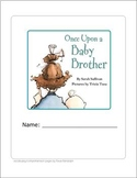 Once Upon a Baby Brother - Literature Unit