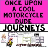 Once Upon a Cool Motorcycle Dude Journeys 4th Grade Unit 2 Lesson 6 Activities