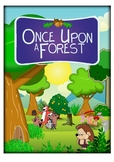 Once Upon a Forest Movie Guide + Activities - Answer Key Included