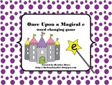Once Upon a Magical e: silent e game