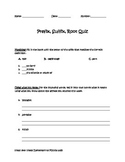 Once Upon a Prefix, Suffix, and Root Set 1 Quiz