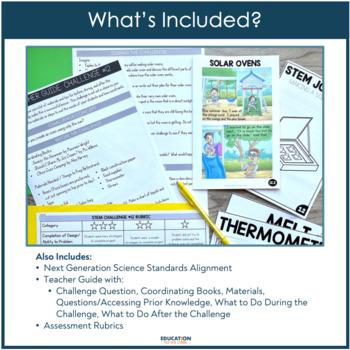 Once Upon a Stem Volume 2: Low / No Prep STEM Challenges