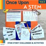 Once Upon a Stem V2   STEM Challenges   Back to School STEM