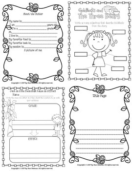 Once Upon a Time...A Fairy Tale Writing Unit Grades 1-3