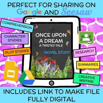 Once Upon a Time: A Twisted Tale Novel Study