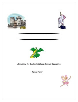 Once Upon a Time...- Fairy Tale Activities for Early Child
