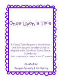 Once Upon a Time: Fairy Tale Reader's Workshop Plan