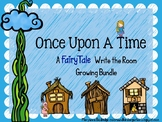 Once Upon a Time: Fairy Tale Write the Room