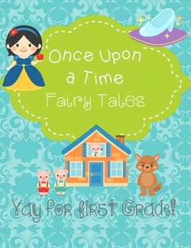 Once Upon a Time Fairy Tales
