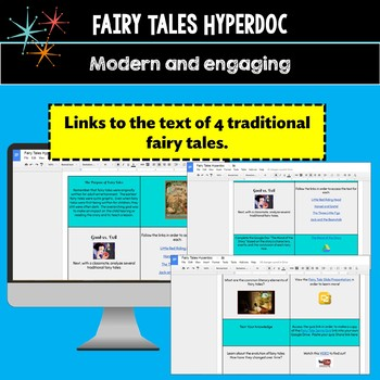 Once Upon a Time:  Literary Elements of the Fairy Tale Genre