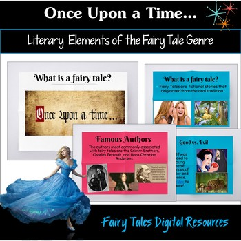 Fairy Tale Literary Elements & Fairy Tale Genre: Once Upon a Time, Introduction