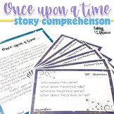 Fairy Tales Themed Story Comprehension Language Comprehension