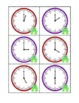 Once Upon a Time... Telling Time Activities to the Hour &