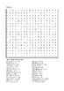 Once by Morris Gleitzman - Chapter 1 Word Search
