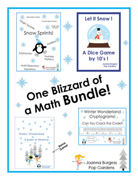 One Blizzard of a Math Bundle!