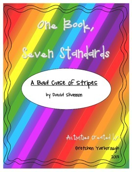 One Book, Seven Standards ~ A Bad Case of Stripes