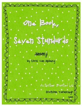 One Book, Seven Standards ~ Jumanji