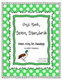 One Book, Seven Standards ~ Make Way for Ducklings