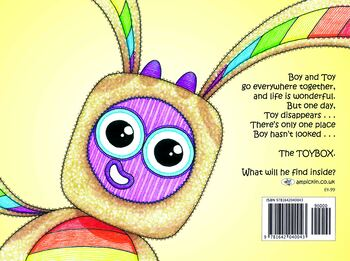 One Boy and a Toy - Children's Illustrated Book - English Language  Reading