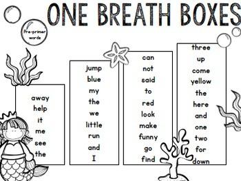 Reading Fluency Intervention