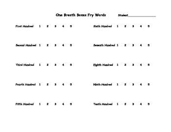 One Breath Boxes Documentation